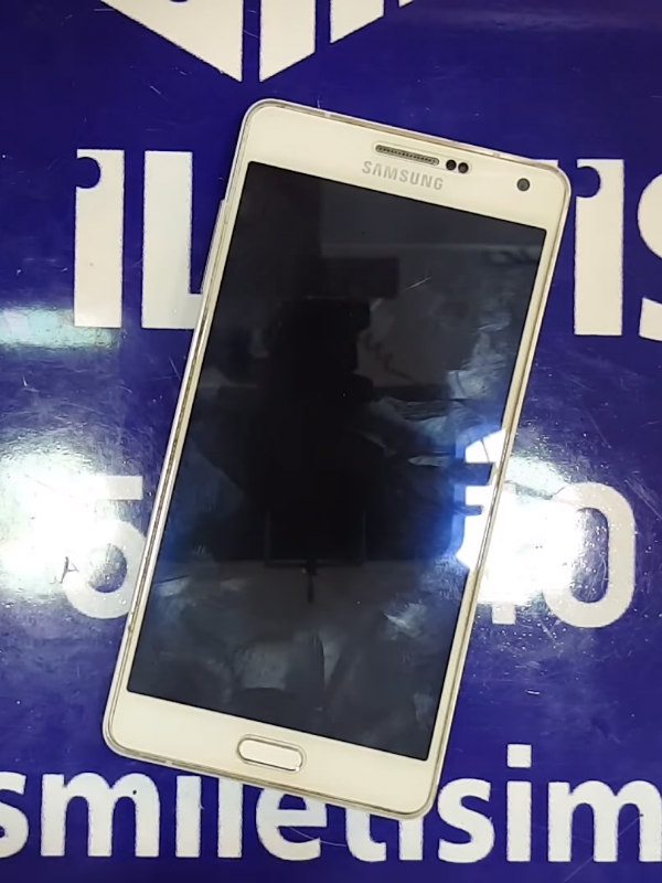 Samsung Galaxy A8 Cam Değişimi