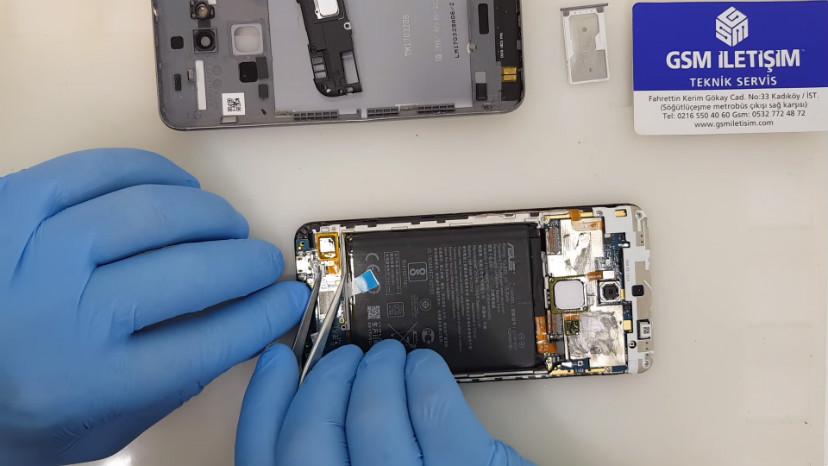 Asus Zenfone Mikrofon Soketi Değişimi