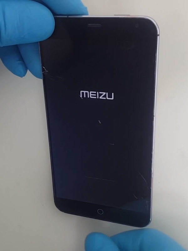 Meizu MX2 Dokunmatik Ekran Cam Değişimi