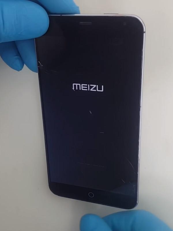 Meizu MX5 Ekran Tamiri