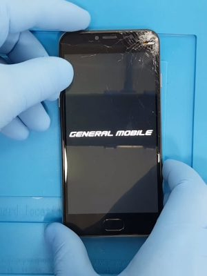 General Mobile GM8 Ekran Onarımı