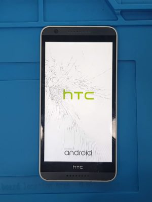 HTC One X Ekran Onarımı Teknik Servisi