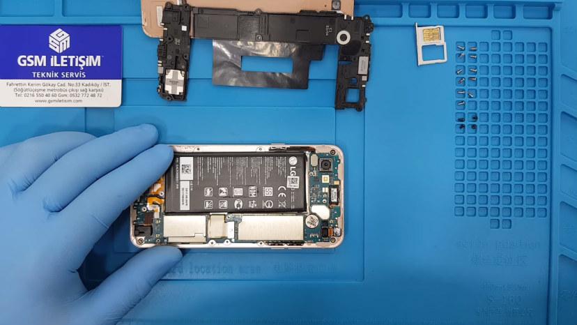 LG Kamera Ön/Arka Değişimi