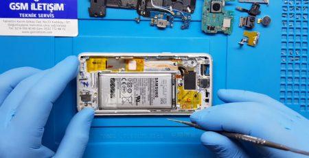 Samsung Galaxy Batarya (Pil) Değişimi