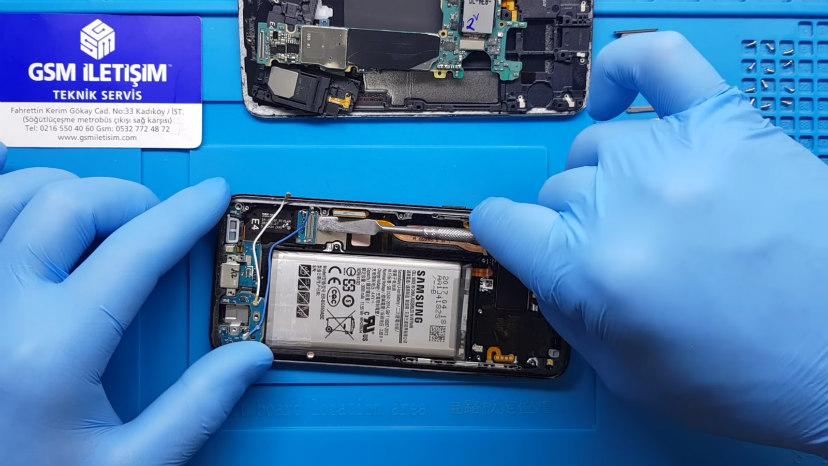 Samsung Galaxy Hoparlor Sorunu Çözümü
