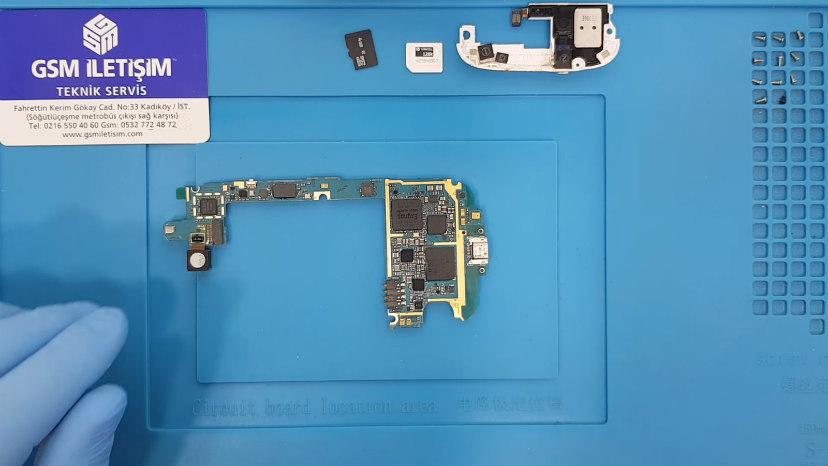 Samsung Galaxy Şarj Dolmuyor