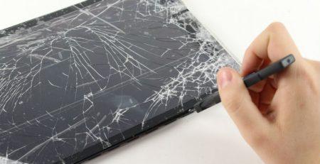 Samsung Galaxy Tablet Ekran Tamiri