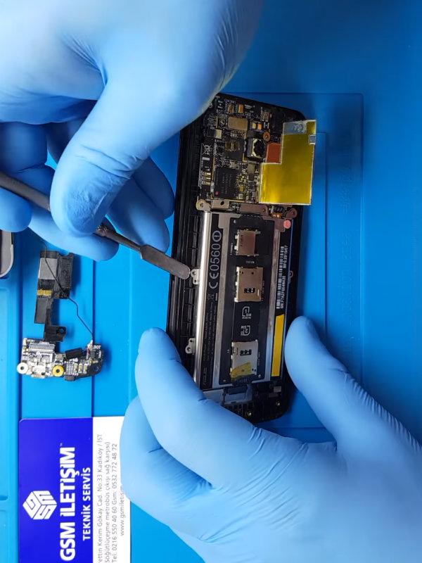 Asus Zenfone 6 Batarya Değişimi Nasıl Yapılır
