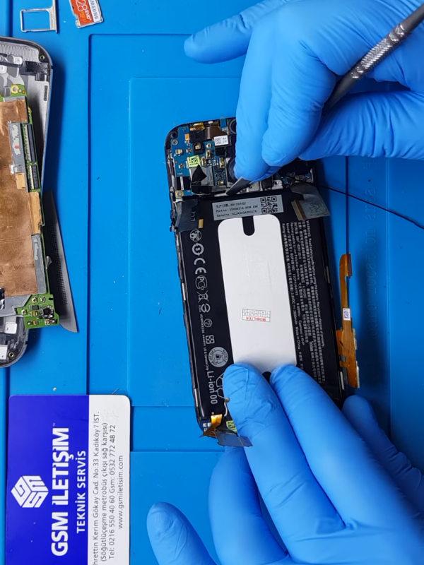 HTC One M8 Batarya (Pil) Değişimi