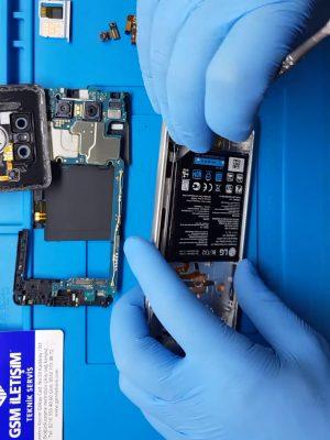 LG G6 Batarya (Pil) Değişimi Nasıl Yapılır