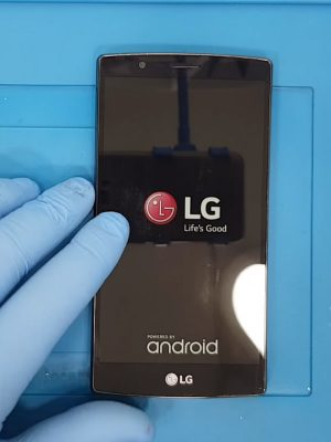 LG Magna Dokunmatik Ekran Cam Değişimi