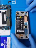 LG Q6 Batarya Pil Değişimi