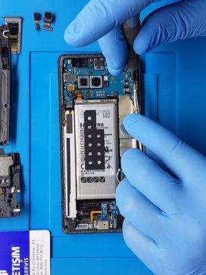 Samsung Galaxy Note 8 Batarya (Pil) Değişimi