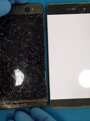 Sony Xperia L1 Dokunmatik Ekran Cam Değişimi