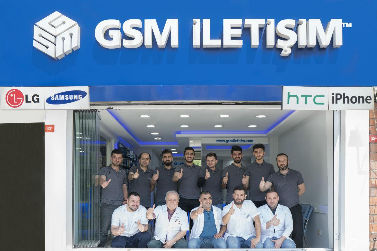 GSM İletişim'e Nasıl Gelinir