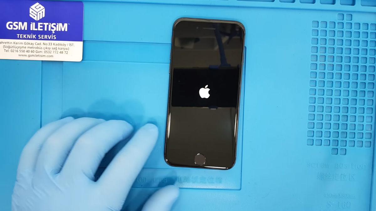 iPhone ekran karardı açılmıyor sorunu çözümü