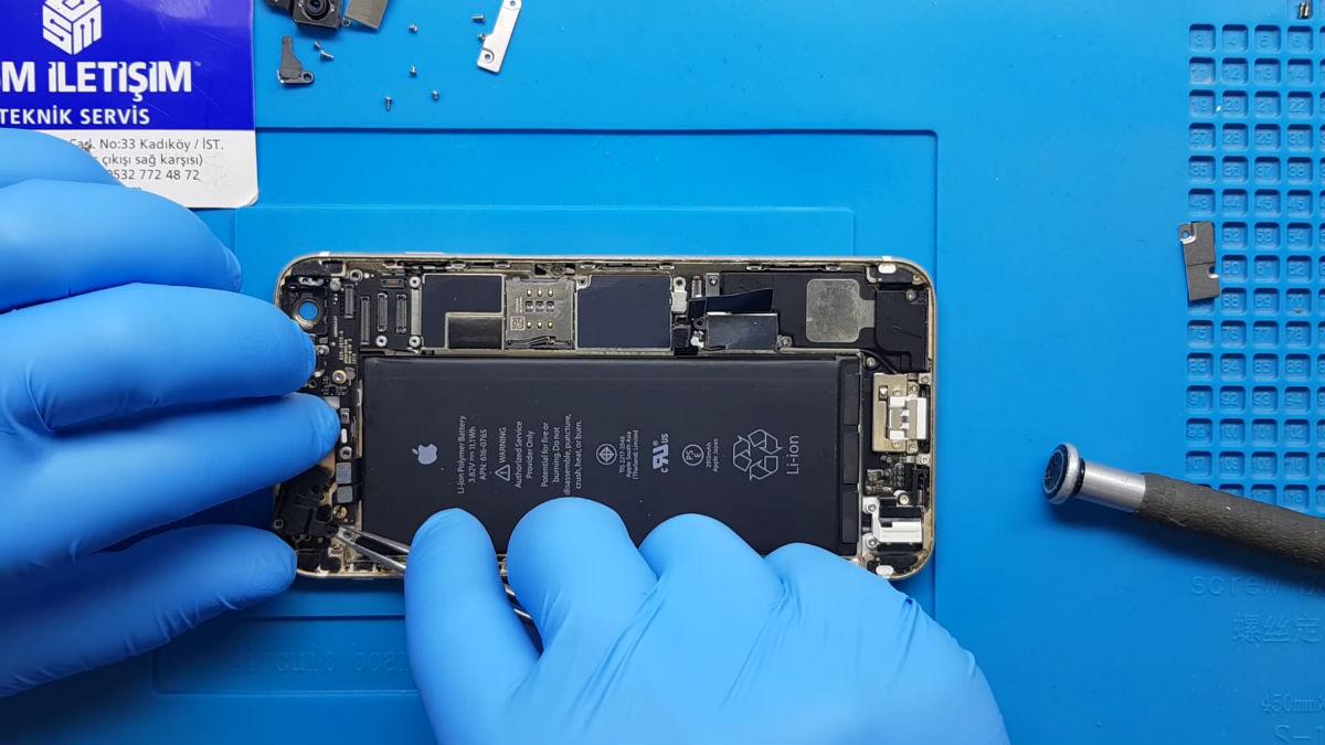 iPhone Kulaklık Takılı Kaldı Sorunu Onarımı