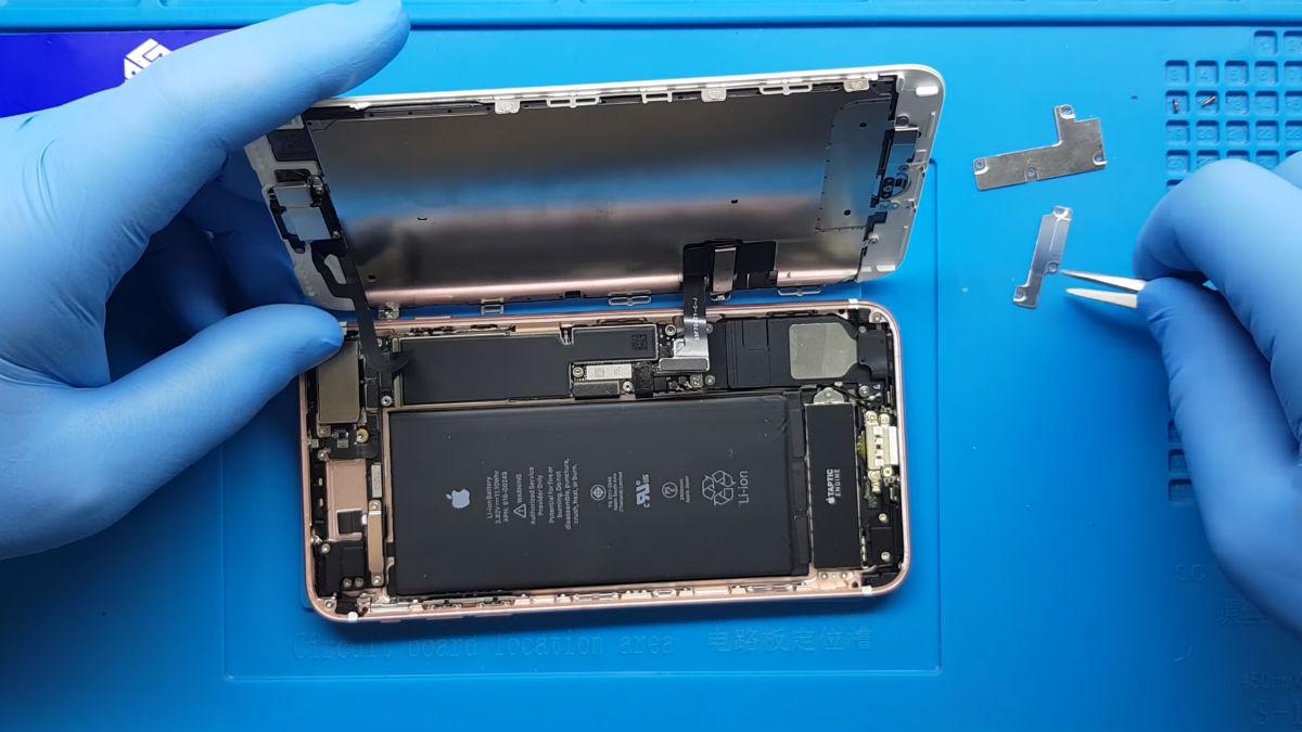 iPhone Titreşim Motoru Değişimi Nasıl Yapılır