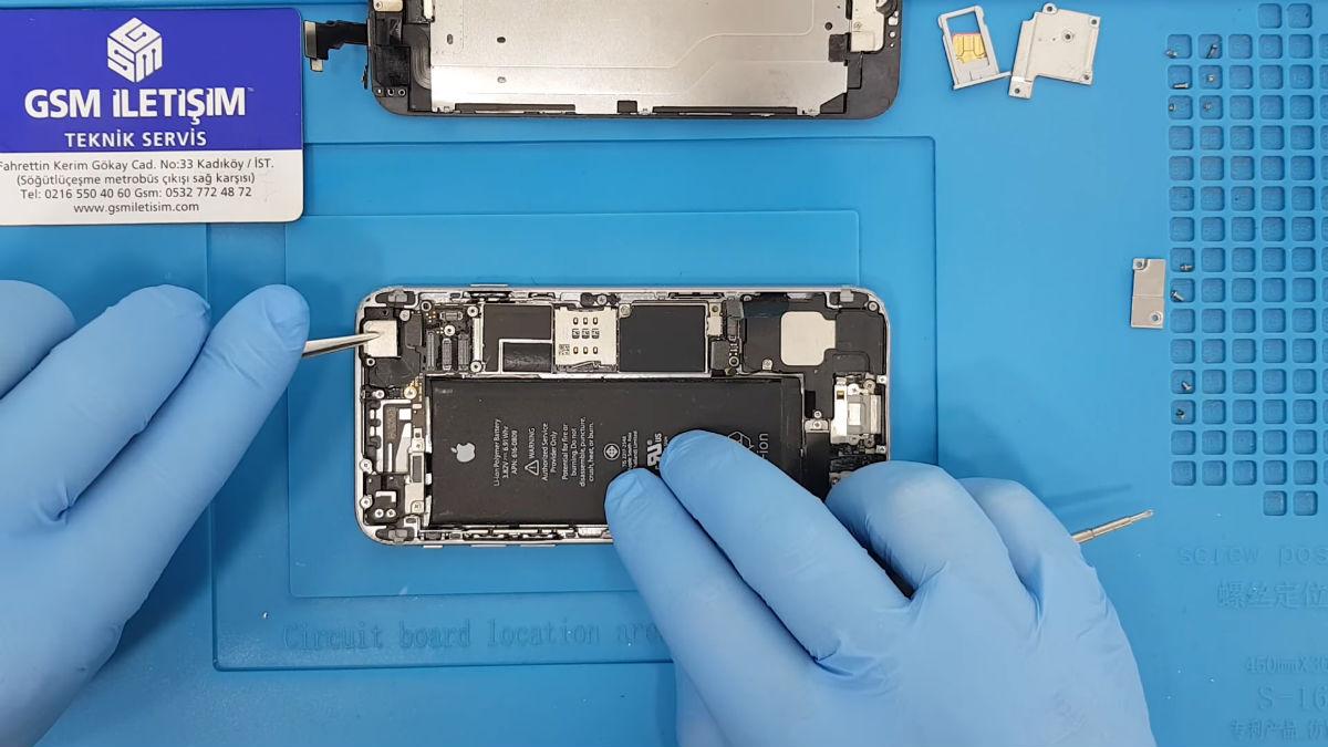iPhone 6 Hoparlör Değişimi Nasıl Yapılır