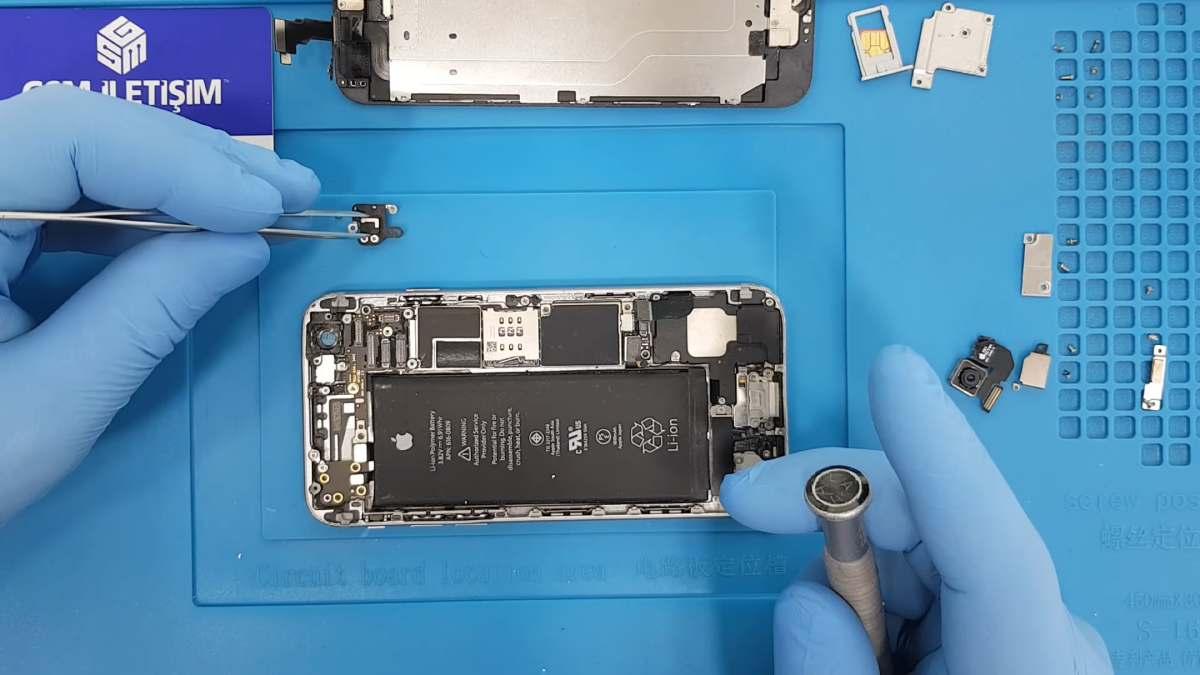 iPhone 6 Kulaklık Modundan Çıkmıyor Sorunu