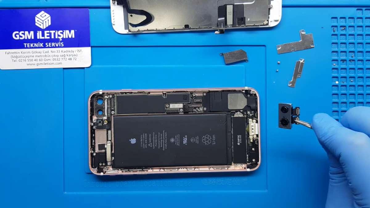iPhone kamera tamiri nasıl yapılır