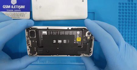 LG G6 Batarya Çıkıyor Mu Arka Kapak Açılıyor Mu