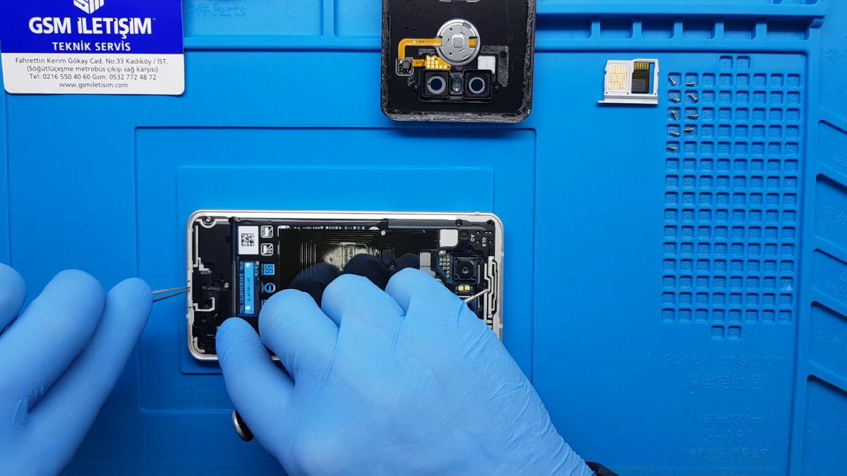 LG G6 Şarj Soketi Değişimi Nasıl Yapılır
