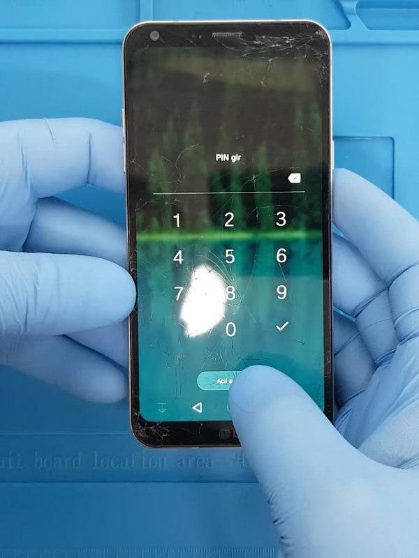 LG Stylus 3 Ekran Değişimi Nasıl Yapılır