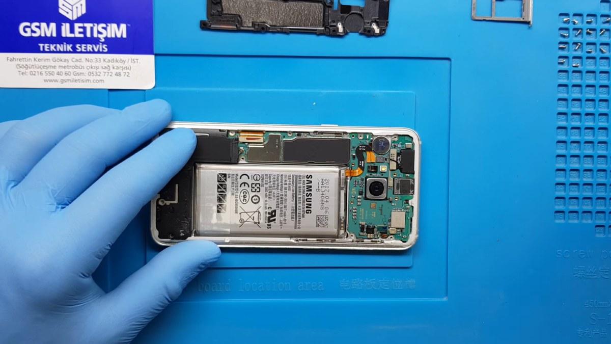 Samsung Galaxy Batarya Kaç mAh Miliamper - Hour