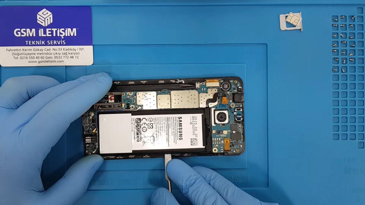 Samsung Galaxy Şarjı Çabuk Tükeniyor