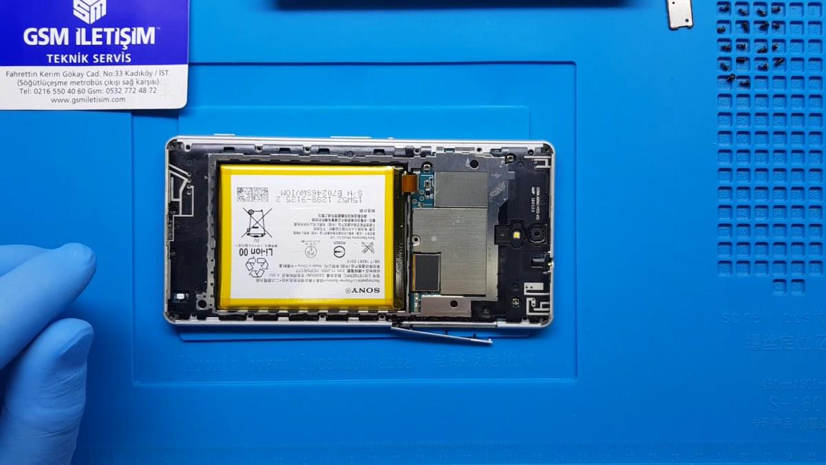 Sony Xperia C5 Ultra Batarya Değişimi Nasıl Yapılır