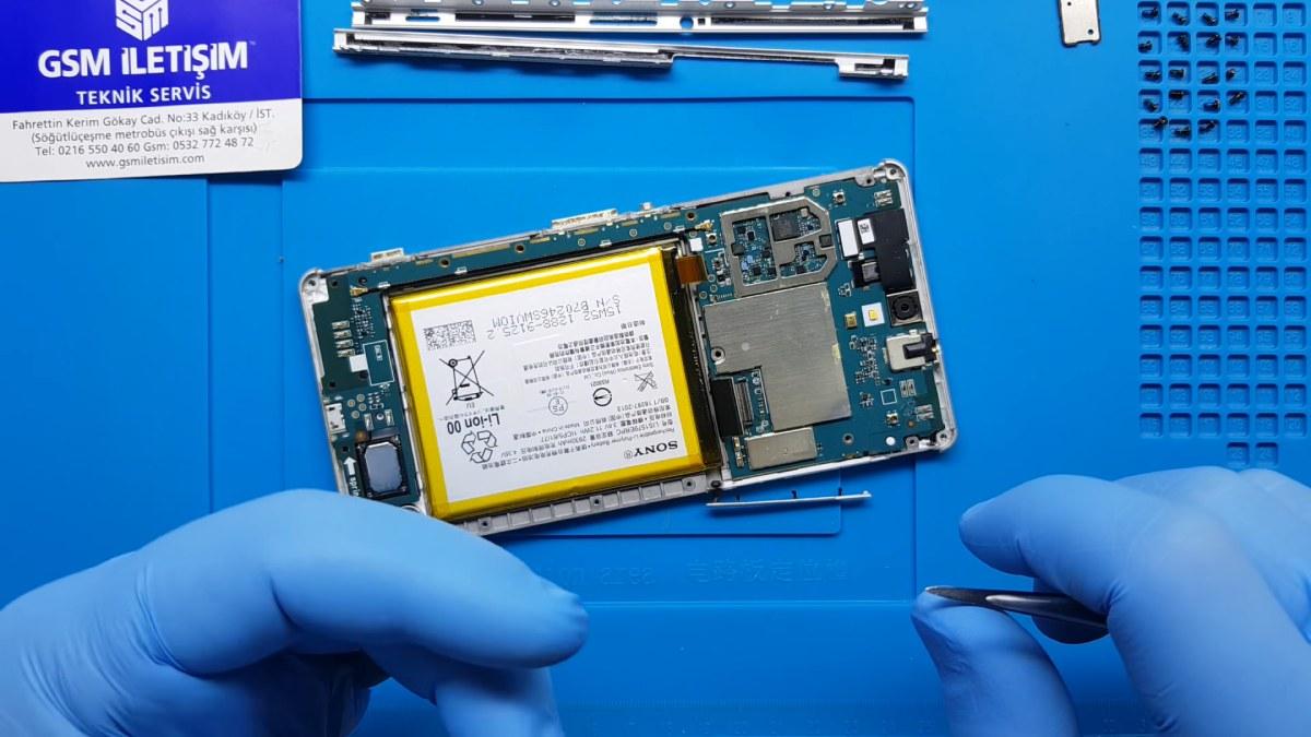 Sony Xperia Mikrofondan Karşı Tarafa Ses Gitmiyor