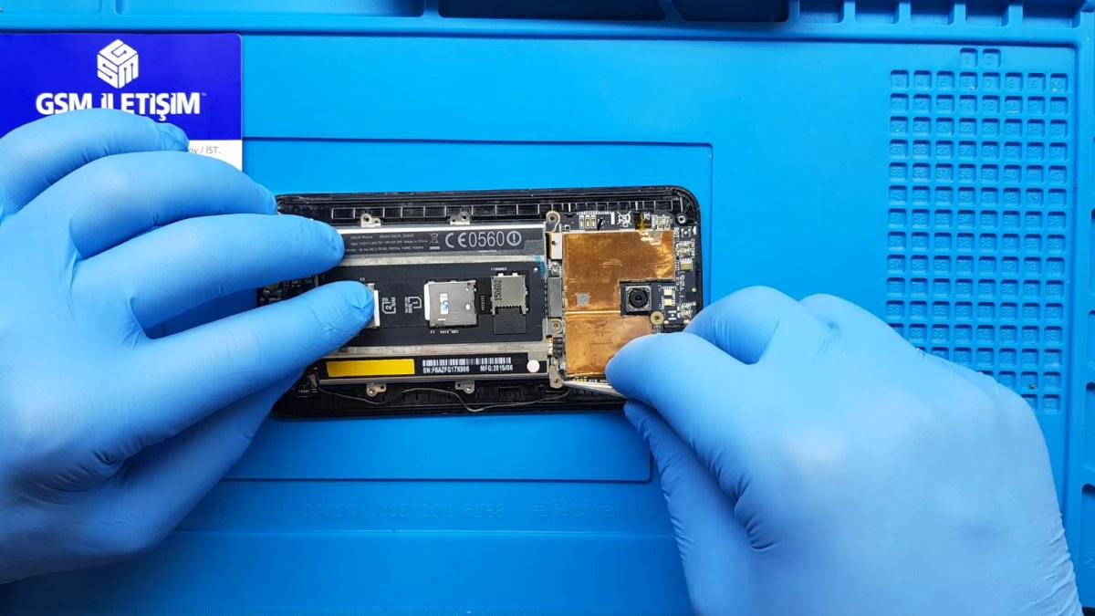 Asus Zenfone 2 Batarya Değişimi Nasıl Yapılır