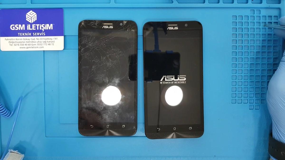 Asus Zenfone 2 Teknik Servisi Onarım Hizmetleri