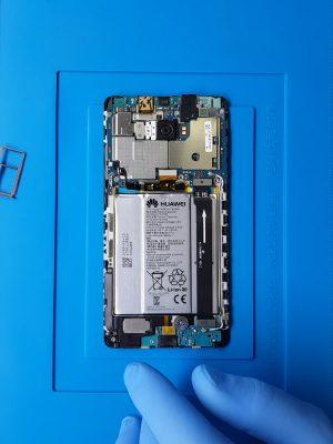 Huawei Mate S batarya değişimi nasıl yapılır