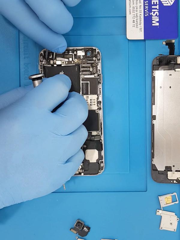 iPhone 6 Plus arka kamera değişimi nasıl yapılır
