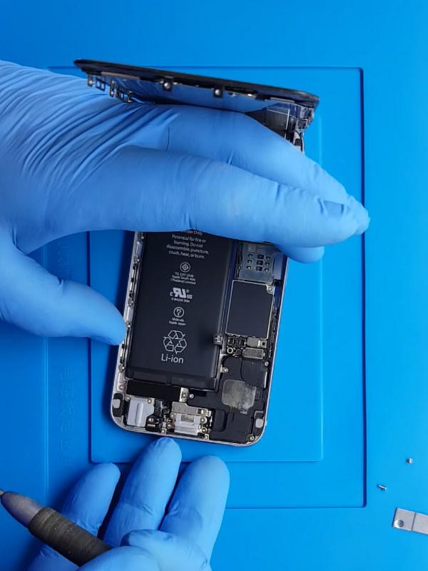 iPhone 6 şarj soketi değişimi nasıl yapılır