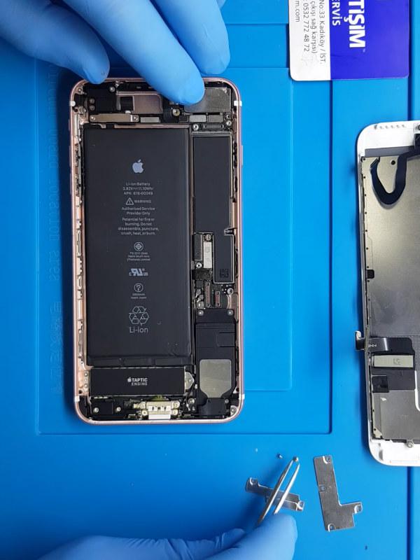iPhone 7 Plus şarj soketi değişimi nasıl yapılır
