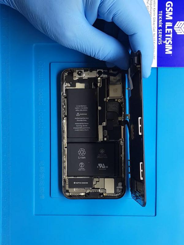 iPhone X şarj soketi değişimi nasıl yapılır