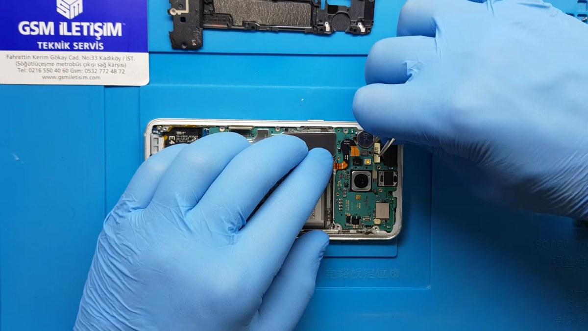 Samsung Galaxy Hoparlör Bozuldu Sorunu Çözümü