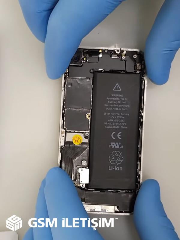 iPhone 4 Batarya Değişimi
