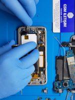 Samsung Galaxy S7 Edge şarj soketi değişimi nasıl yapılır