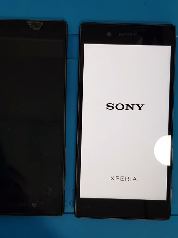 Sony Xperia Z5 Dual ekran değişimi nasıl yapılır