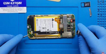 Huawei G8 şarj soketi değişimi nasıl yapılır