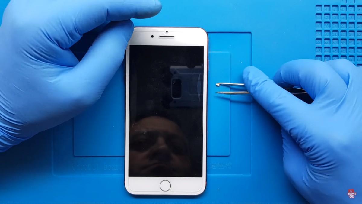 iPhone 7 Plus mikrofon soketi değişimi nasıl yapılır