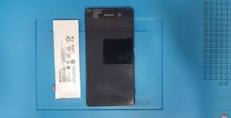 Sony Xperia M5 batarya değişimi nasıl yapılır