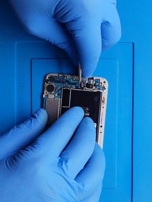 Samsung Galaxy J7 Prime şarj soketi değişimi nasıl yapılır