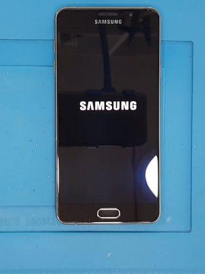 Samsung Galaxy A6 dokunmatik ekran cam değişimi