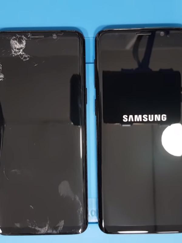 Samsung Galaxy J8 ekran değişimi nasıl yapılır