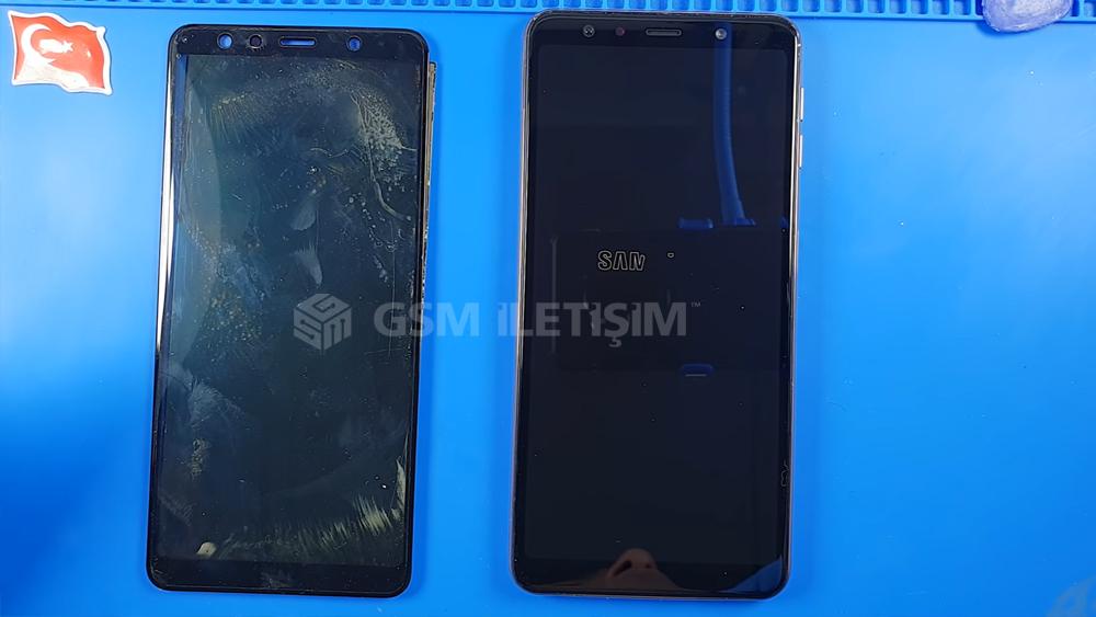 Samsung Galaxy A7 2018 Ekran Değişimi/Tamiri